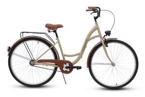 Жіночий міський велосипед GOETZE 28 еко - стильна леді