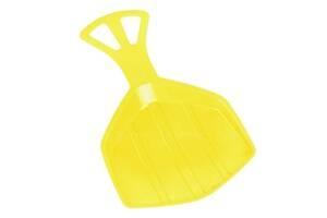 Зимові санки-лопата Plastkon Pedro жовті SKL24-238234