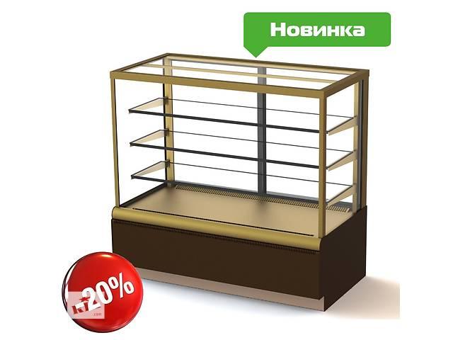 Холодильная кондитерская витрина ВХСв 0,9 CARBOMA CUBE- объявление о продаже  в Киеве