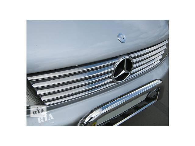 продам Хромированные накладки для Mercedes Vito груз. бу в Луцке
