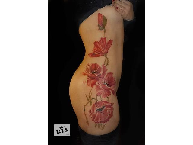 Художественная татуировка Тату- объявление о продаже  в Киеве