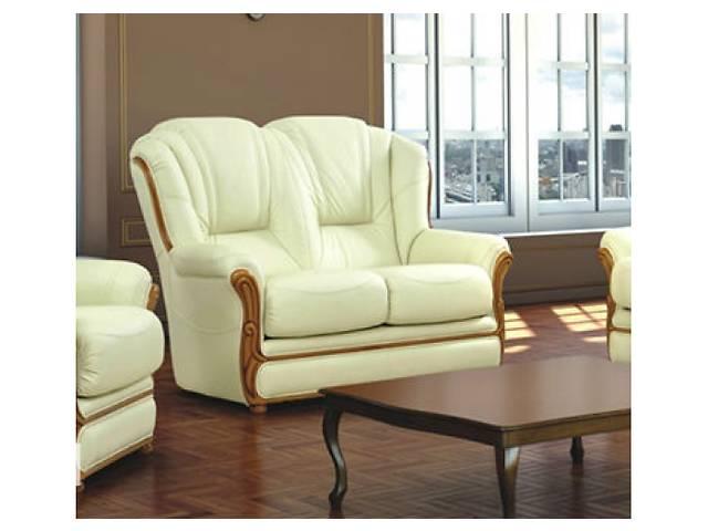 купить бу класичний шкіряний комплект 3+1+1, шкіряний уголок 3+1+1,угловой диван + кресла в Дрогобыче