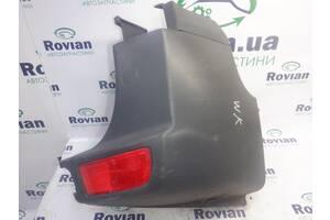 Клык бампера задний правый Volkswagen CRAFTER 2006-2011 (Фольксваген Крафтер), БУ-204680