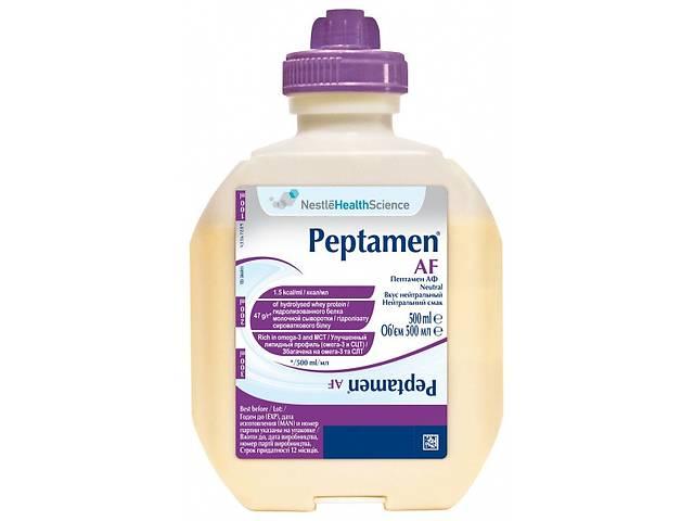 Клиническое питание Nestle Peptamen AF Neutral Dual, 500 мл
