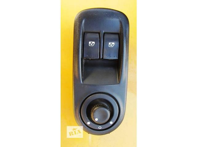 бу Кнопки управления зеркалами, стеклоподъемника правые пасажырские Opel Vivaro Опель Виваро Віваро Renault Trafic Рено Тра в Ровно