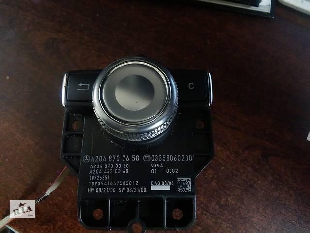 купить бу Кнопочный выключатель, панель управления a2048707658 A2048704658 в Львове