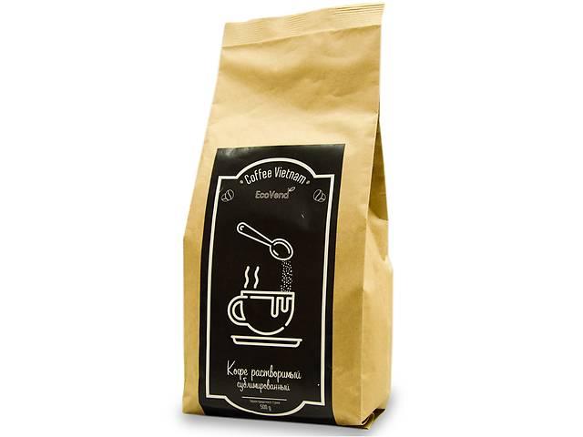 продам Кофе растворимый сублимированный EcoVend Vietnam, 500 г бу в Києві