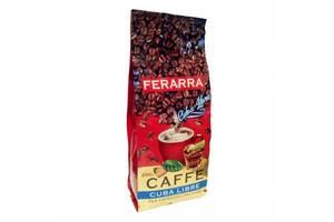Кофе в зернах Ferarra Cuba Libre Кубинский ром 200гр