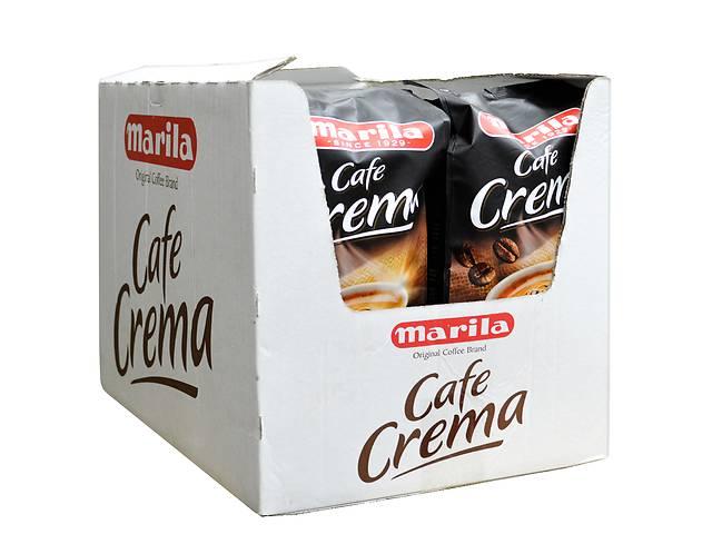 продам Кофе в зёрнах Marila Cafe Crema Espresso, 1кг*8шт бу в Киеве