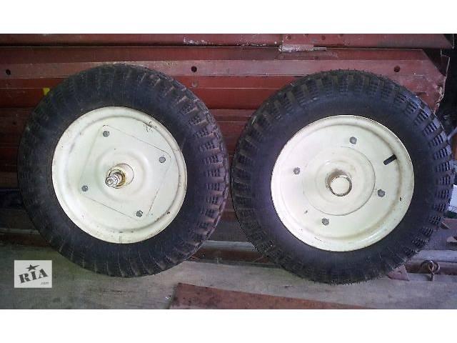 купить бу Колеса на мотороллер(шина К-82 4PR 4,00-10) новые в Виннице