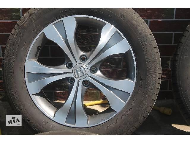 купить бу Колеса и шины Диск Диск литой 18 5x114.3 Легковой Honda CR-V Кроссовер 2013 в Ивано-Франковске