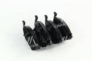 Колодка тормозная дисковая передняя AUDI A3, SEAT, SKODA,VW (пр-во REMSA)