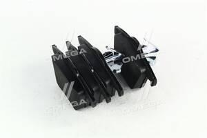 Колодка тормозная дисковая задняя VOLVO XC90 2.5-4.4 02- (пр-во REMSA)