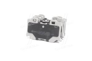 Колодки тормозные дисковые задние Infiniti QX70/FX; Q60; G35/37 (пр-во ASHIKA)