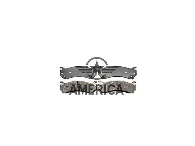 продам Колодки тормозные передние, задние ACDELCO 17D785MH Cadillac Escalade HUMMER H2 Chevrolet Suburban Tahoe бу в Киеве