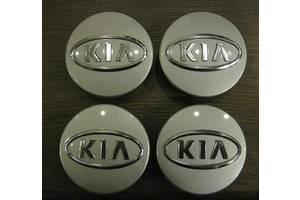 KIA 59/48мм V2 (4 шт) для Колпачки в титановые диски