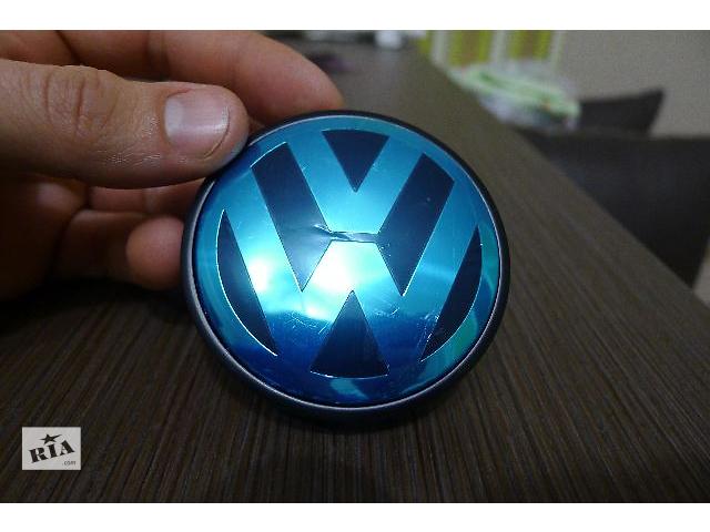 купить бу Колпачки заглушки легкосплавных дисков VW Golf Jetta Passat и другие в Нетешине