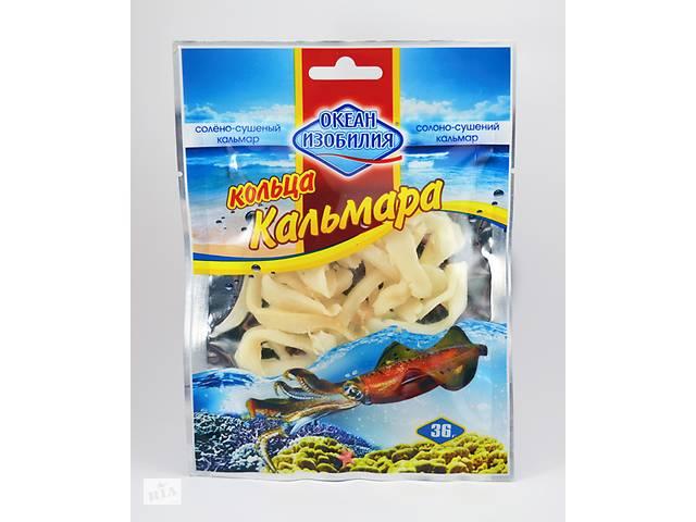 Кільця кальмара 15г (80 шт/ящ)- объявление о продаже  в Полтаві