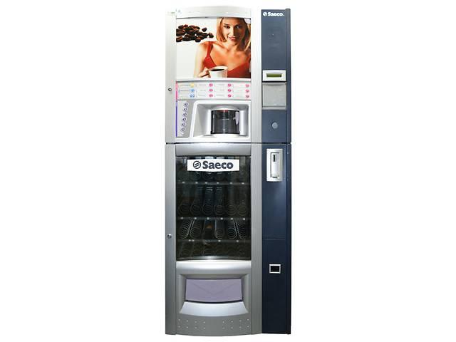 Комбиснековый автомат Saeco Combi Espresso,  Blue,  полное ТО- объявление о продаже  в Киеве