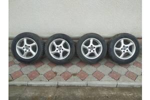 Комплект дисків з зимовою резиною r15 для Mazda 626