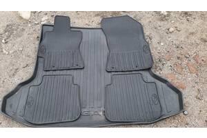 Комплект ковриков салона резина Subaru Outback 15-19
