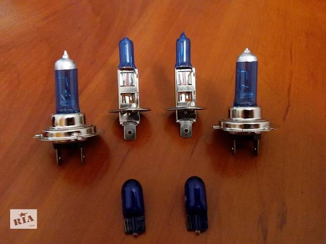 бу комплект ламп H7, H1 55w, w5w 5w для Volkswagen Caddy в Дрогобыче