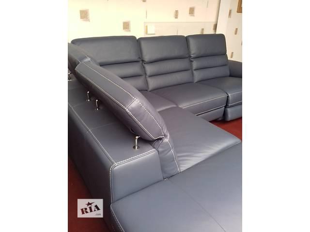 продам Комплект мебели релакс, мягкий кожаный куток  бу в Дрогобыче