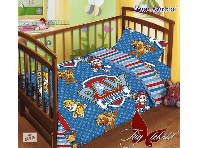 бу Комплект постельного белья в детскую кроватку ТМ TAG в Киеве