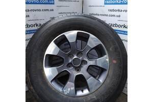 Диск колесный титановый Jeep Wrangler R18 7.5 J 5x127 ET44.45