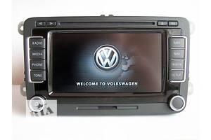 Автомагнитолы Volkswagen Golf