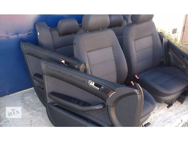 купить бу Компоненты кузова Салон Легковой Audi A6 2000 в Костополе
