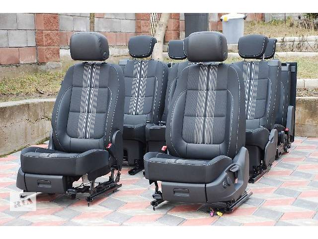 купить бу Компоненты кузова Сиденье Легковой Volkswagen Multivan 2012 в Ровно