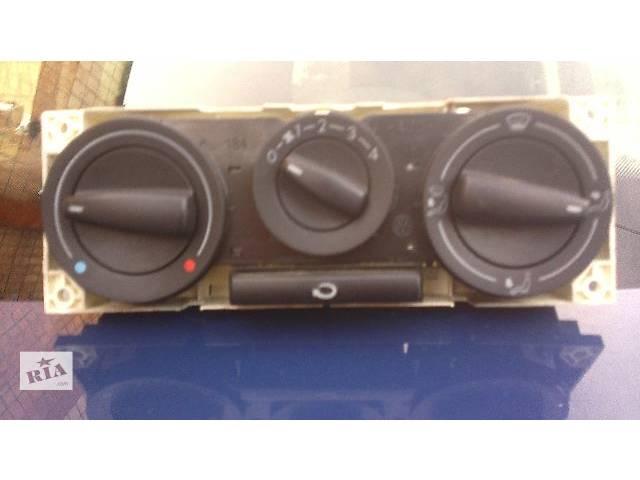бу Кондиционер, обогреватель, вентиляция Блок управления печкой/климатконтролем Легковой Volkswagen T4 в Ровно