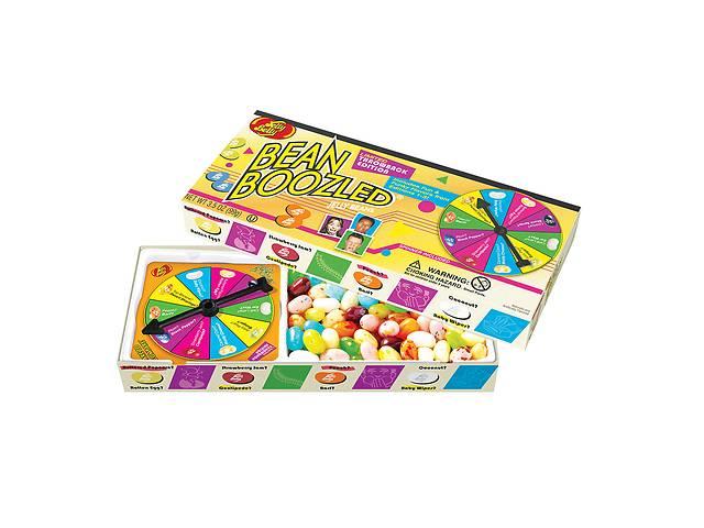 продам Конфеты Bean Boozled Spinner Jelly Bean (Throwback edition) бу в Харькове