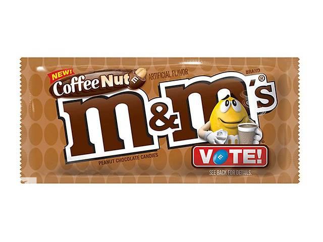 бу Конфеты M&M's Try All & Vote Coffee Nut в Харькове