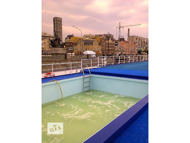 консервация бассейнов на зимний период- объявление о продаже  в Киеве