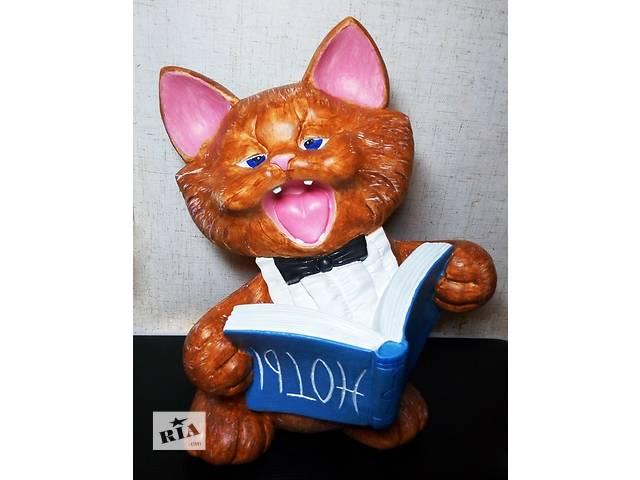 """продам Копилка """"Поющий кот"""". Отличный подарок ребенку и взрослому! бу в Николаеве"""