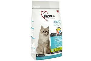 Сухие корма для кошек 1stChoice