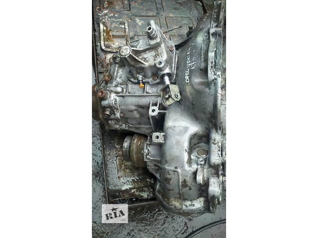 купить бу коробка Opel Vectra B d 1.7 опель вектра 1,7 д в Ровно
