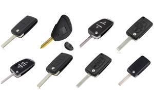 Корпус выкидного ключа Peugeot Fiat Citroen 307 C4 Scudo Expert ...