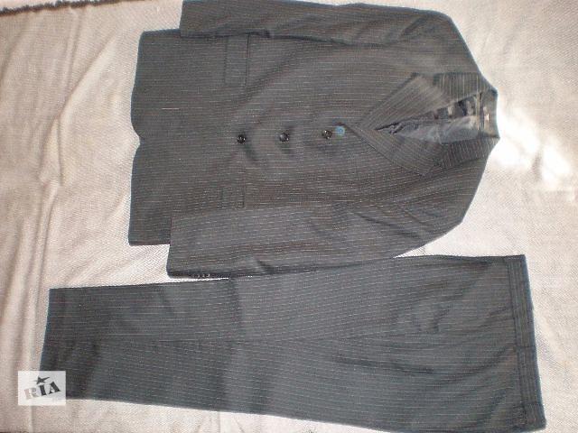 Костюм (пиджак+брюки) размер 48 производство Италия- объявление о продаже  в Виннице