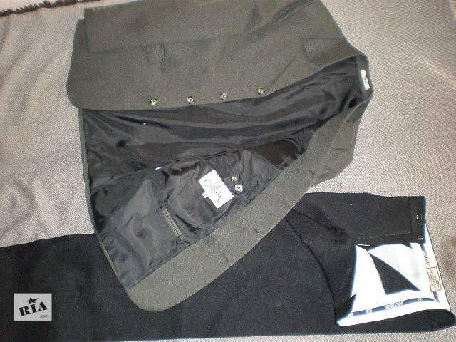 Костюм Cobra (пиджак+брюки) размер 46- объявление о продаже  в Гнивани