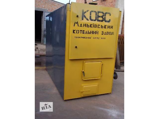 продам Котел твердопаливний 1000 кВт бу в Маньковке (Черкасской обл.)