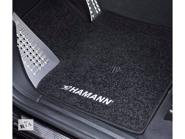 Коврики в салон BMW X6 E-71 hamann- объявление о продаже  в Шепетовке
