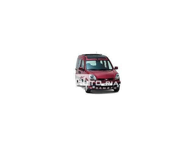 купить бу КПП механическая для Renault Kangoo груз. в Черновцах
