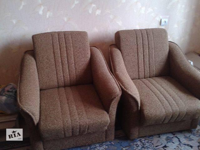 продам кресла мягкие 2шт бу в Кривом Роге (Днепропетровской обл.)
