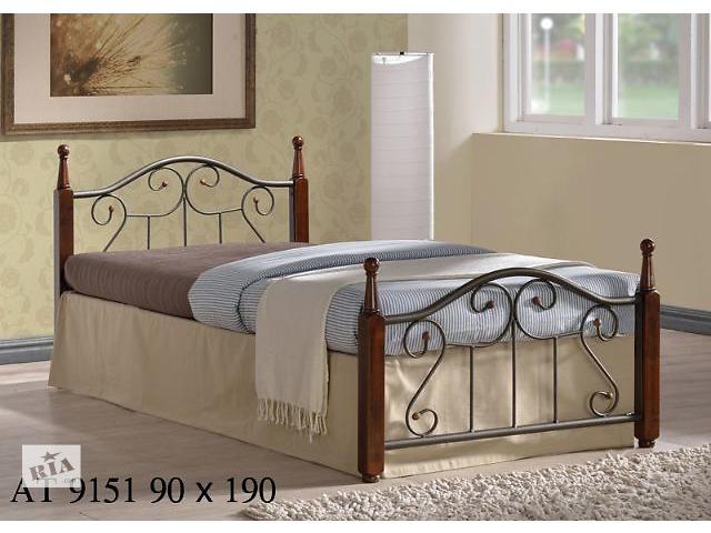 купить бу Кровать односпальная 90х190 АТ-9151 в Ивано-Франковске