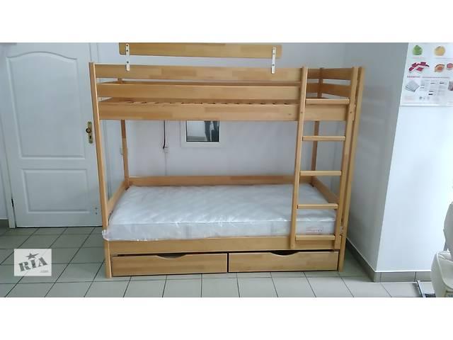 бу Кровать Дуэт двухярусная 80х190-102 в Львове