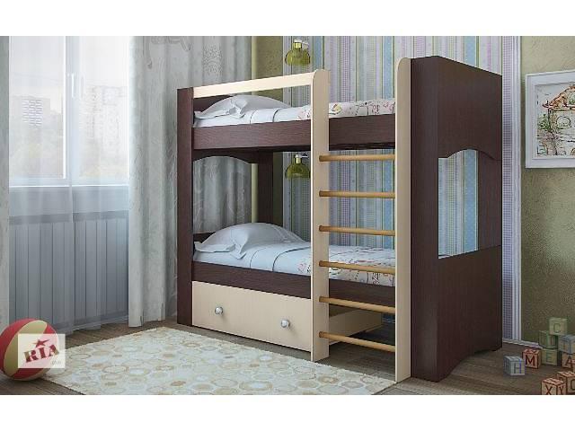 Кровать двухъярусная Твинс- объявление о продаже  в Черновцах