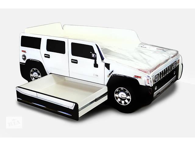 купить бу Кровать-машина Hummer (МДФ) в Киеве